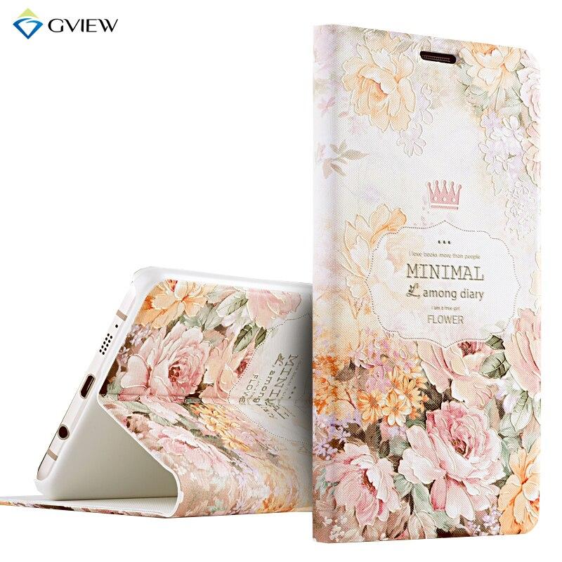 imágenes para Impresión en Relieve de Cuero PU de lujo 3D Estéreo Sentimiento Inteligente Flip Caso de la cubierta Para Samsung Galaxy A9 2016 A9000 Teléfono Soporte bolsa