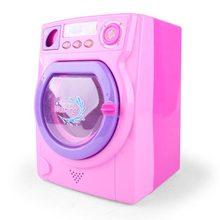 Mini Washing Machine Toy Kids Electronic Housework Realistic Household Electrical Appliances Children Pretend Play