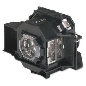 ФОТО uhe-170e-c Projector bulb ELPLP34 V13H010L34 lamp for epson Powerlight 76C 82C EMP-62C EMP-76C Projector with housing