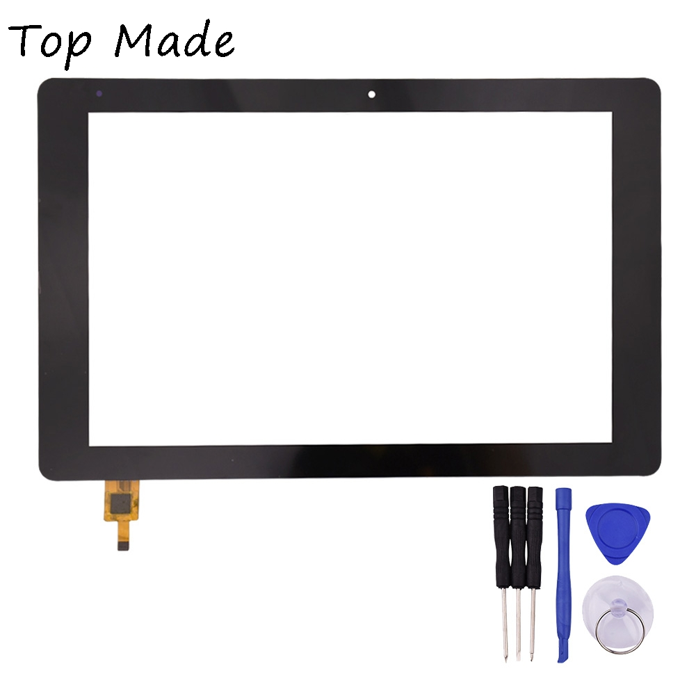 10.1Inch for FPC-10A24-V03 ZJX Touch Screen Digitizer Sensor Replacement Parts Free Shipping high quality black new for 8 inch olm 080d0838 fpc zjx 5j touch screen digitizer glass sensor replacement parts free shipping