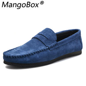 Mangobox Loafers Sneakers Drive Shoes for Men Red Boat Shoe 2114620dac69