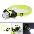 waterproof Underwater 1000 Lumen XM-L XML T6 Headlamp 60m Swimming Diving Headlight Dive Head Light Torch Lamp 18650/AAA