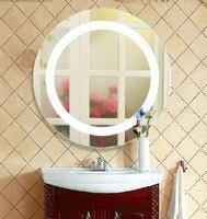 silver bathroom led mirror light mirror + led lamp modern wall lamp makeup wall Sconce Dressing room bedroom led wall light
