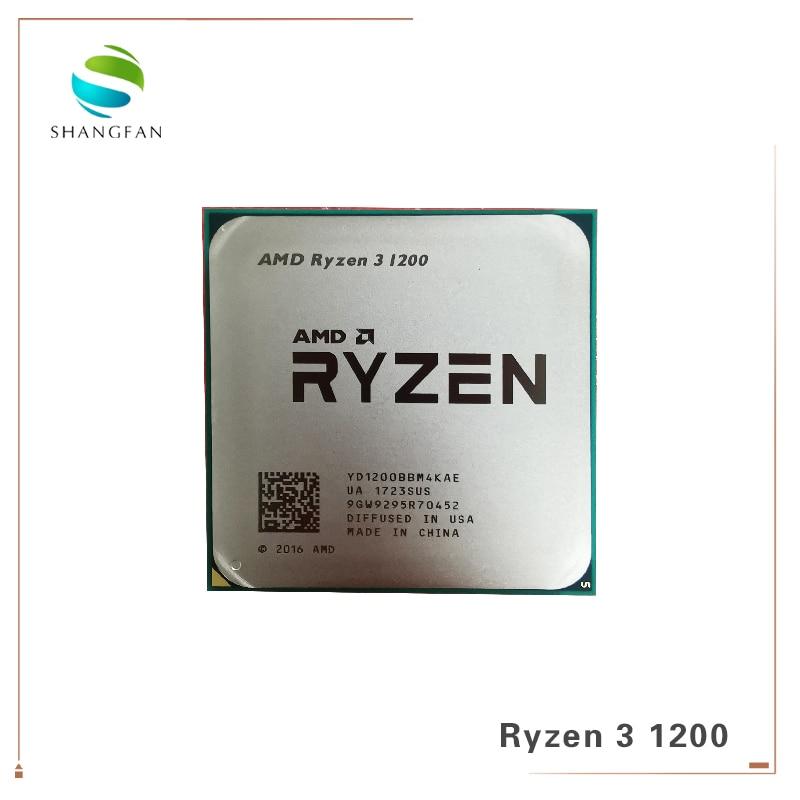 AMD Ryzen 3 1200 R3 1200 3.1 GHz Quad Core Quad Draad CPU Processor YD1200BBM4KAE Socket AM4-in CPU's van Computer & Kantoor op AliExpress - 11.11_Dubbel 11Vrijgezellendag 1
