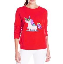 Funky Unicorn Sweatshirt