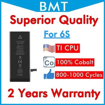 TMO Originais 5 pcs Qualidade Superior 6 S 1715 mAh Da Bateria para o iphone iOS 13 peças de reparo 100% Cobalto Celular + Tecnologia ILC em 2019