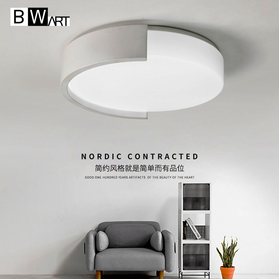 BWART Modern led Ceiling light Remote Ceiling lamp fixture abajour luminaria luster for dining living room bedroom salon modern led pendant lights remote circle ring pendant lamp abajour luminaria luster for dining living room bedroom kitchen salon