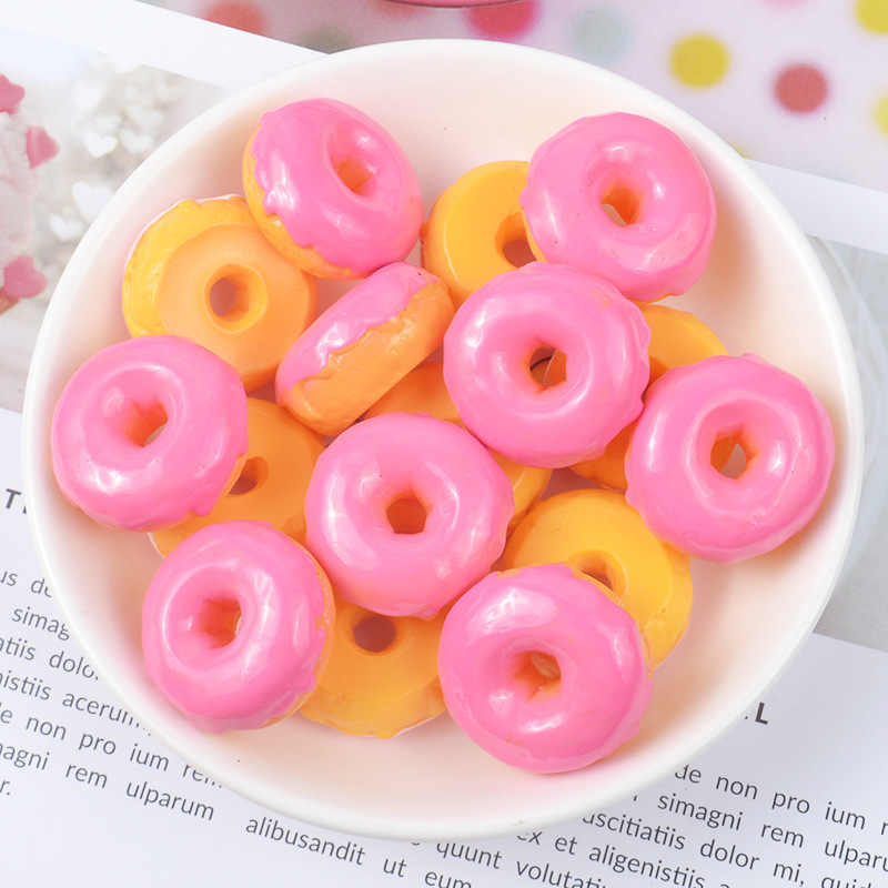 6 шт.. милые мини-игрушки фруктовые продукты торт конфеты фрукты печенье пончики Миниатюрные для кукол аксессуары кухонные игрушки