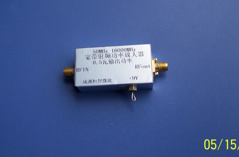 Broadband Rf Amplifier Microwave Frequency 50 1300mhz China Mainland