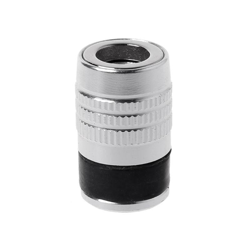 """1//4/"""" Forte Magnétique Tournevis Magnétique Anneau 21 mm de longueur pour tournevis"""
