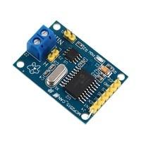 MCP2515 CAN Bus Module Board TJA1050 Receiver SPI For 51 MCU ARM Controller   #D055-a