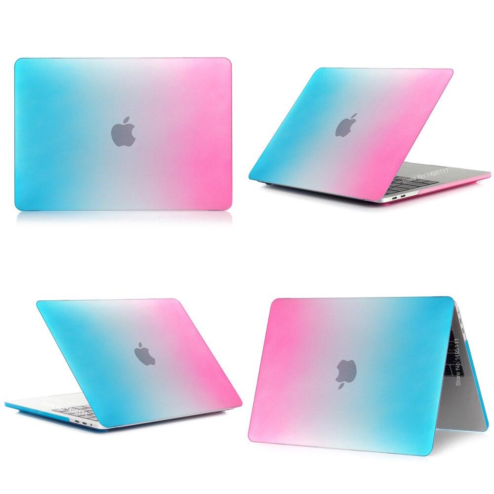 Градиент ноутбук корпусы Apple MacBook Air Pro - Ноутбуктердің аксессуарлары - фото 4