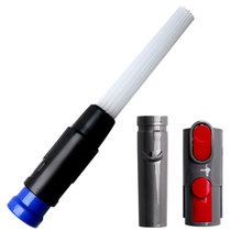 Cleaning Tool Attachment Brush Adaptor Set for Dyson V7 V8 V10 V6 DC35 DC61 DC62 Vacuum Cleaner Dust Daddy Multi-functional