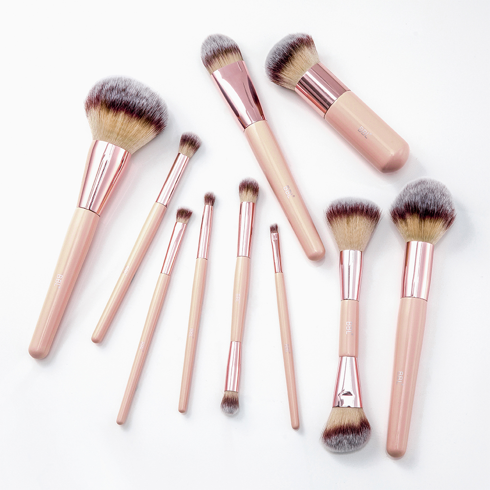 Kabuki Foundation Makeup Brush 6