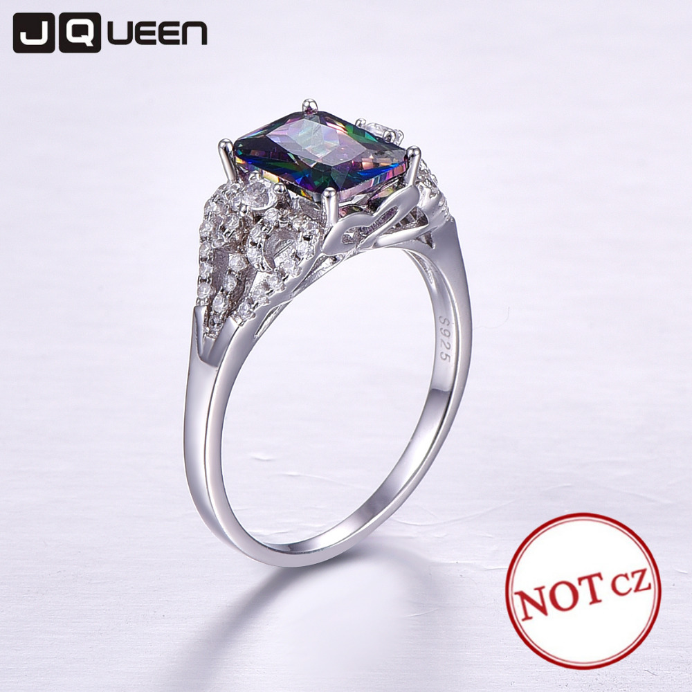 products accessories jewelry rings inlay opal shape rainbow s sterling mystic topaz fire womens silver women overlay ring heart gifts and sz