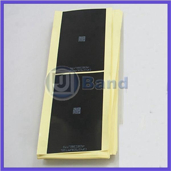10 unids lote 2017 premium negro lcd backlight film adhesivo reconstrucción  de piezas de repuesto 601a6e7ec1
