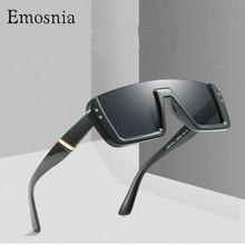 Emosnia 2019 New Fashion Square Sunglasses Women Personality