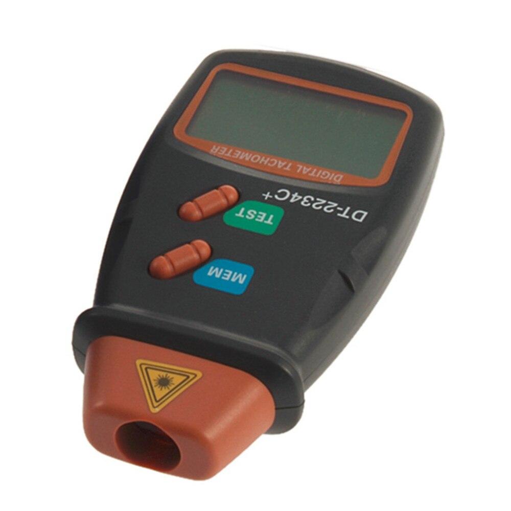 1 x Digital Laser Foto Tacômetro Sem Contato Tach Rpm (para Não Incluir a  Bateria. aeProduct.getSubject() 68f7d5cbd4