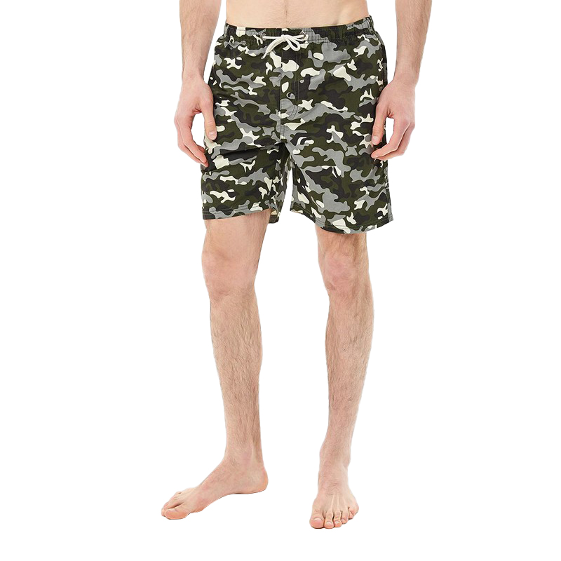 Board Shorts MODIS M181U00285 swimwear for man swim trunks swimming shorts for male TmallFS casual shorts modis m181d00256 men cotton shorts for male tmallfs