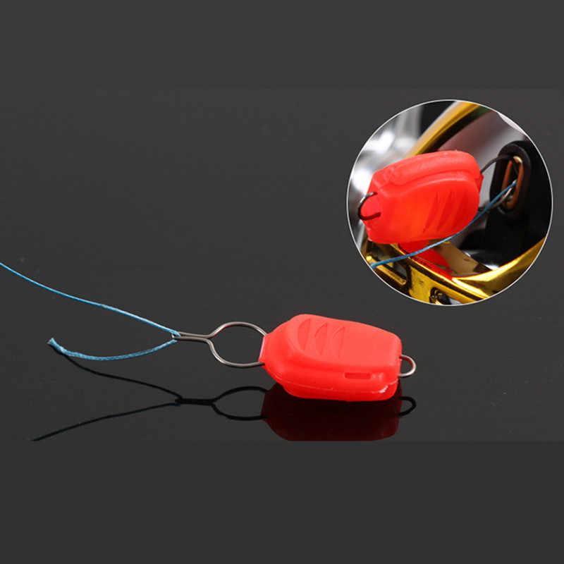 10 pièces Baitcasting bobine ligne titulaire ligne de pêche boucle pour tambour coulé pêche moulinets pêche matériel accessoires outils