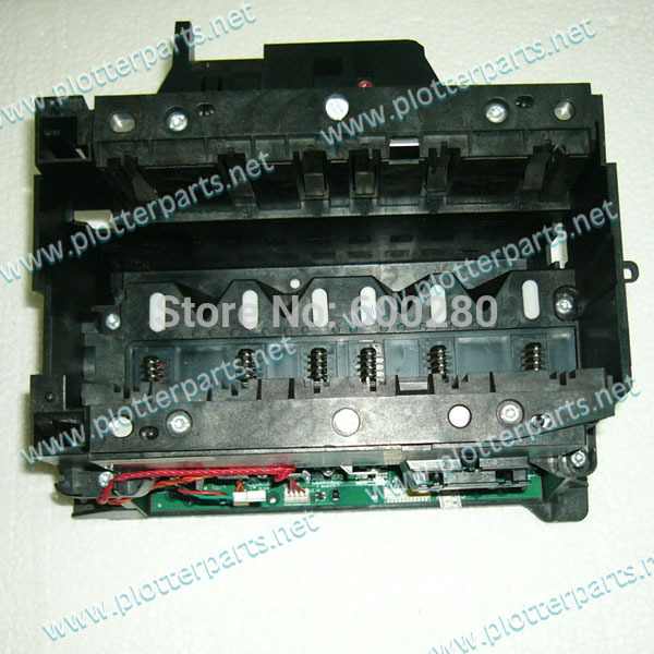 все цены на C7790-60420 C7790-60419 Ink supply service station (ISS) assembly for HP DesignJet 10PS 20PS 50PS 120 Original used онлайн