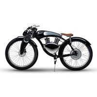 E BIKE Munro 2,0 Электрический мотоцикл В 48 В литиевая батарея роскошный умный электрический мотоцикл 26 дюймов emotor Электрический транспорт ebike