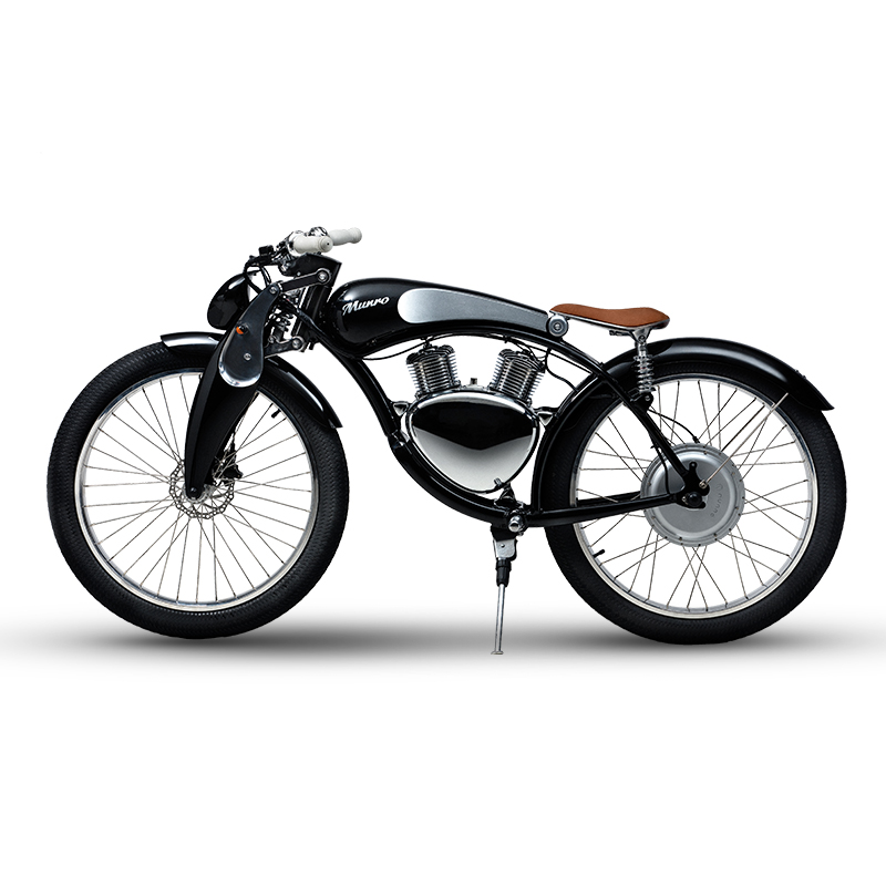 e bike munro 2 0 electric motorbike 48v lithium battery. Black Bedroom Furniture Sets. Home Design Ideas