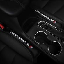 2X Seat Gap Filler Soft Pad Padding Spacer For BMW E46 E90 E60 E39 F30 E36 F10 F20 E87 X5 E70 E53 E34 X1 Car Accessories Styling цена в Москве и Питере