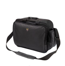 14 Inch Multi-functional 1680D Oxford Canvas Tool Bag Computer Repair Shoulder Bag Black