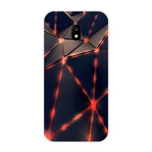 Image 5 - Soft TPU Case FOR Samsung Galaxy J3 2017 Case Silicone Phone Back FOR Samsung J5 2017 Cover FOR Samsung J7 2017 Case