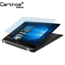 """Cartinoe 13,3 дюймов Защитная плёнка для экрана ноутбука для Asus Zenbook Flip S Ux370ua 13,"""" Ноутбук Анти-синий светильник пленка для экрана(2 шт"""