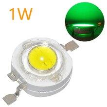 Светодиодный светильник 1 шт. настоящий полный ватт 1 Вт 3 Вт Высокая мощность лампы Диоды SMD 110-120LM светодиодный s чип для 3 Вт-18 Вт Точечный светильник