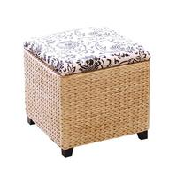 Pouffe Ottoman Fauteuil Gonflable Sgabello Ladder Mueble Vintage Toilet Escalera Kids Furniture Taburete Pouf Storage Stool
