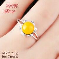 100% Oavl ריק טבעת מתכווננת תכשיטי DIY 925 כסף סטרלינג לאישה עלים בסיס מגש פנימי 11*13 מ