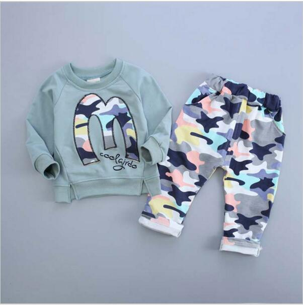 Spring Autumn Baby Boys Children Clothing Sets Toddler Brand Tracksuits Clothes Full Sleeve T-shirt And Pants 2pcs Cotton Suits toddler tracksuit autumn baby clothing sets children boys girls fashion brand clothes kids hooded t shirt and pants 2 pcs suits