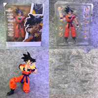 Dragon Ball Z Son Gokou Goku 2.0 S.H.Figuarts SHF Action Figure Toy Doll Brinquedos Figurals Decoration Gift