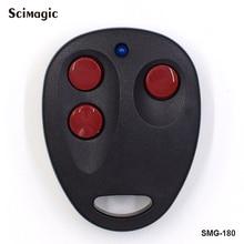 3 Buttons Garage Door Peccinin Compatible 433.92Mhz Remote Rolling Code
