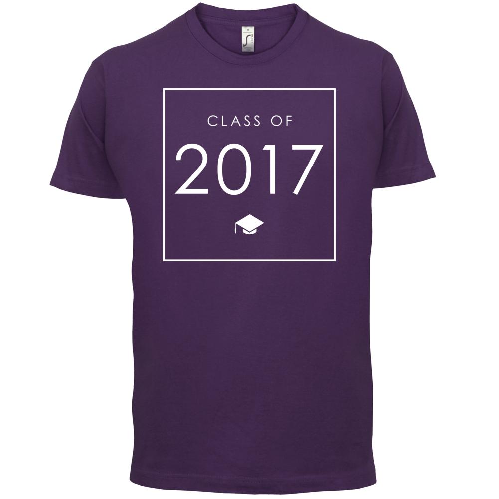 Class Of 2018 Box - Mens T-Shirt Graduation / Uni College LeaverNew T Shirts Funny Tops Tee New Unisex