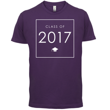 Class Of 2018 Box - Mens T-Shirt Graduation / Uni College LeaverNew T Shirts Funny Tops Tee New Unisex