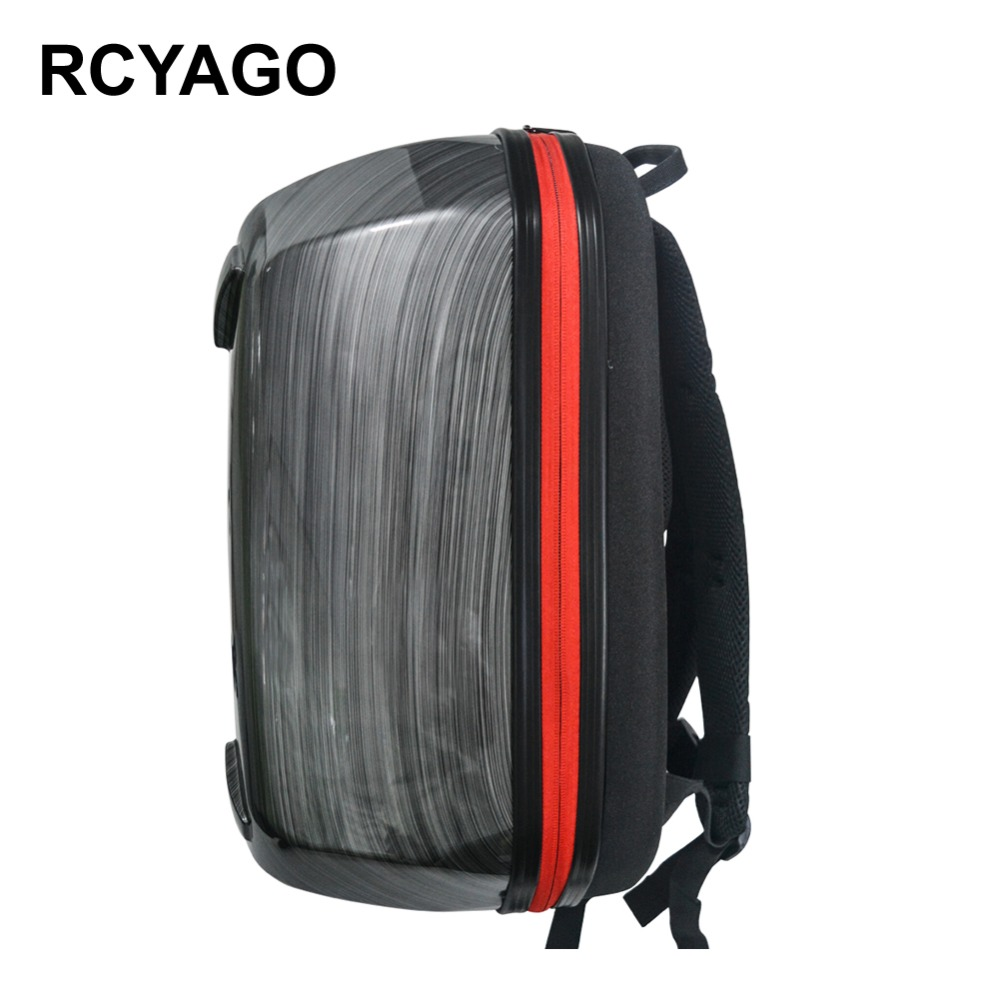 RCYAGO DJI Phantom 3 Case Drone Bag for DJI Phantom 3 Hard Shell Bag PC Backpack