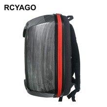 Rcyago DJI Phantom 3 Чехол Drone сумка для Phantom 3 DJI Жесткий Корпус Сумка PC рюкзак Металл Жесткий цвет плеча Сумка Рюкзак Phantom