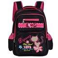 Девушки принцесса дети ранцы ортопедические нейлоновый рюкзак для девушки дети характер Mochila эсколар начальной школы Bookbags