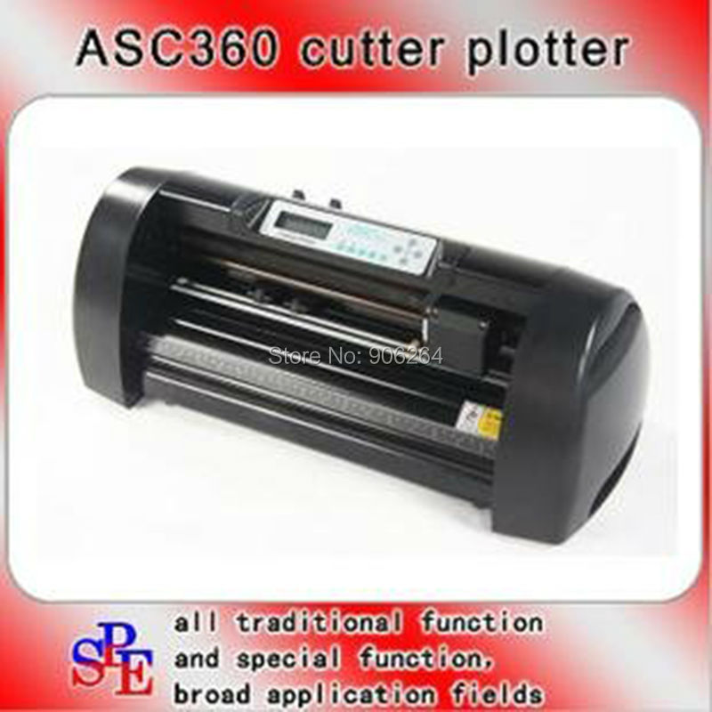 Cutter Plotter For Sign Vinyl Or Heat Transfer Vinyl  DHL Cutting Plotter 60W Cuting Width Brand High Quality 100% Brand New