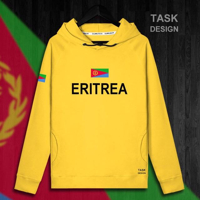 سترة رياضية رجالي بغطاء للرأس من إريتريا إريتري إيه بغطاء للرأس بلوفر رجالي بغطاء للرأس ملابس خروج جديدة ملابس رياضية بذلة رياضية علم الأمة