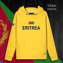 Eritrea Eritrean ERI ER mens felpa con cappuccio pullover con cappuccio da uomo felpa nuovo streetwear abbigliamento Abbigliamento Sportivo tuta nazione bandiera