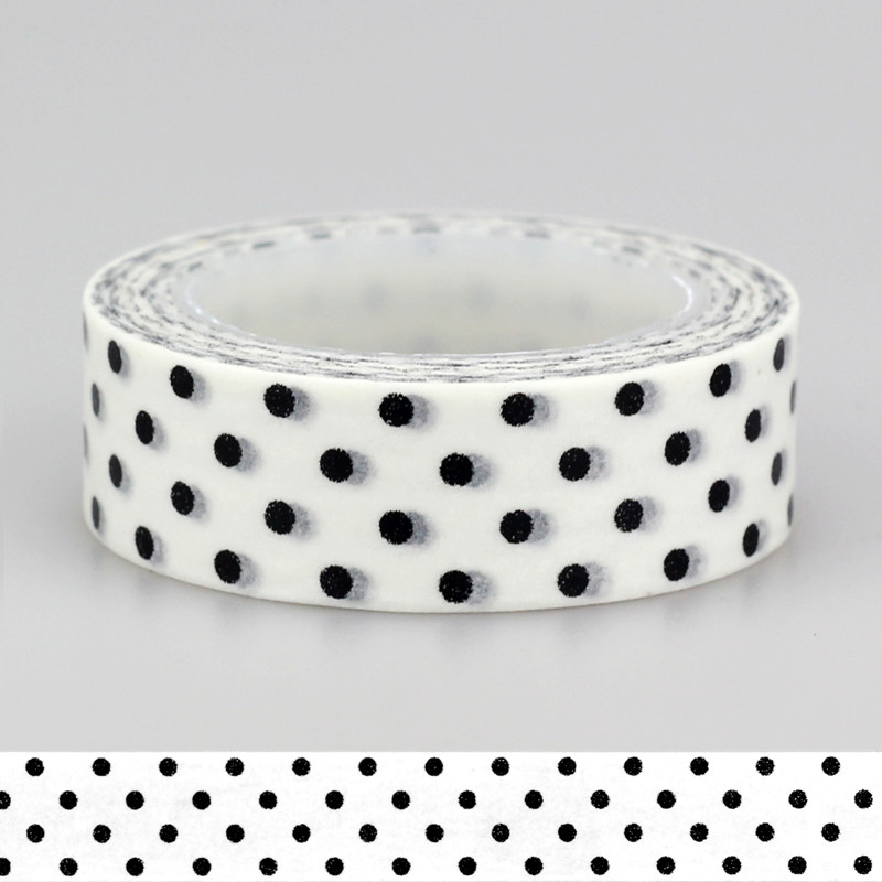 Stripes /& Plain for Crafting Green Washi Tapes Dots