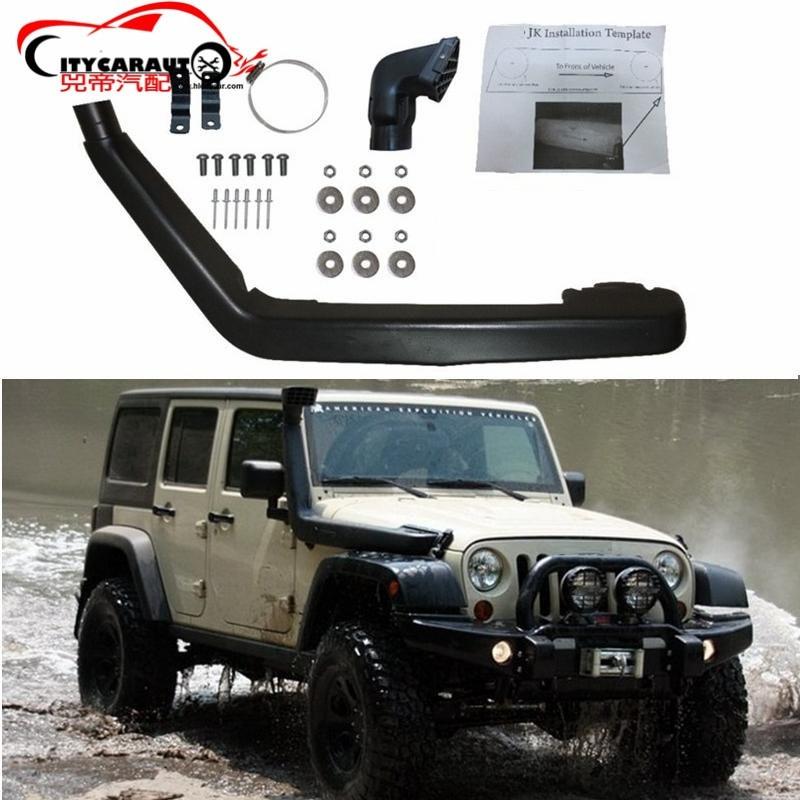 Air Ram Intake System Snorkel Kit Fit Jeep Wrangler TJ Toyota Land Cruiser