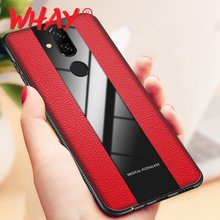 Luxury Phone Case For Huawei Mate 20 Lite Nova 3 3i 4 Cover Silicone Case For Huawei P20 Mate 20 X 10 Lite Pro Honor 10 8X Funda(China)