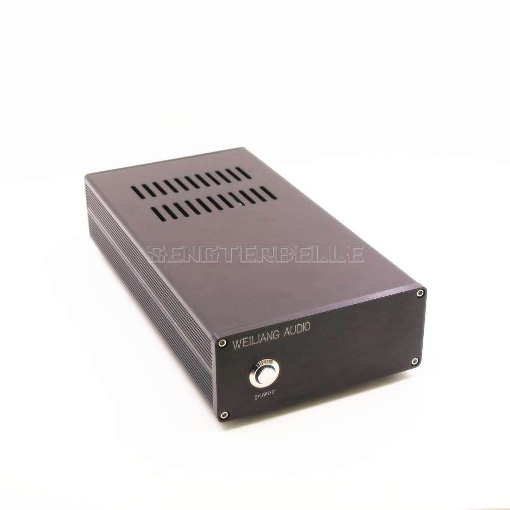Черный 120VA DC Линейный Питание постоянного тока выход 5V 9V 12V 15V 18V 24 V, Hi Fi, БП можно выбрать - 3