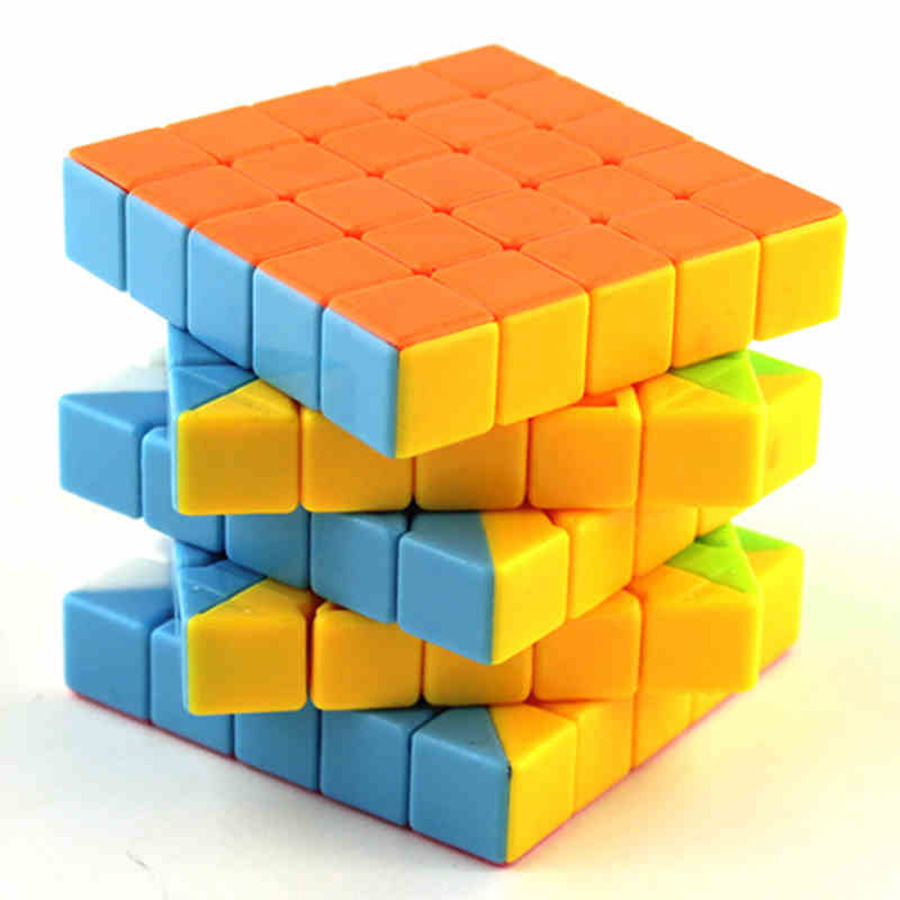 Cubos Magicos Puzzles Ghost Cube Puzzle Stress Cube Magnetic Magico Set Pyraminx Educational Toys For Boys Plastic Mini 50K216 dayan bagua magic cube speed cube 6 axis 8 rank puzzle toys for children boys educational toys new year gift
